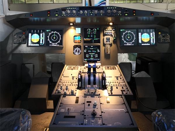 A320飞行模拟器视频