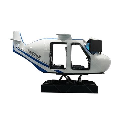 四座塞斯纳飞机模拟器