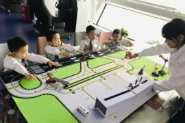 漳州小小飞行员-青少儿航空科普活动持续进行